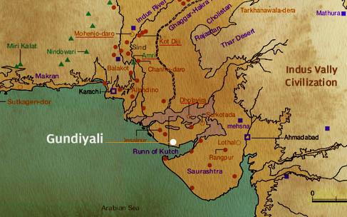 gundiyali-location