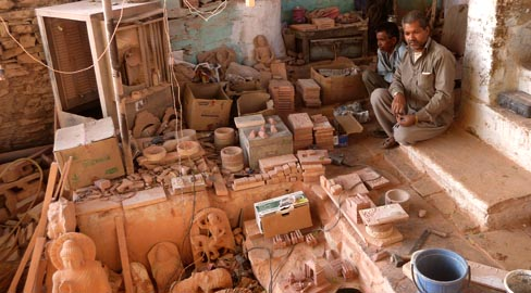 gwalior_stone_workshop