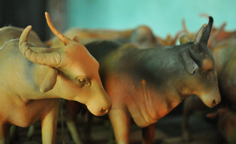 krishnanagar-clay-animal